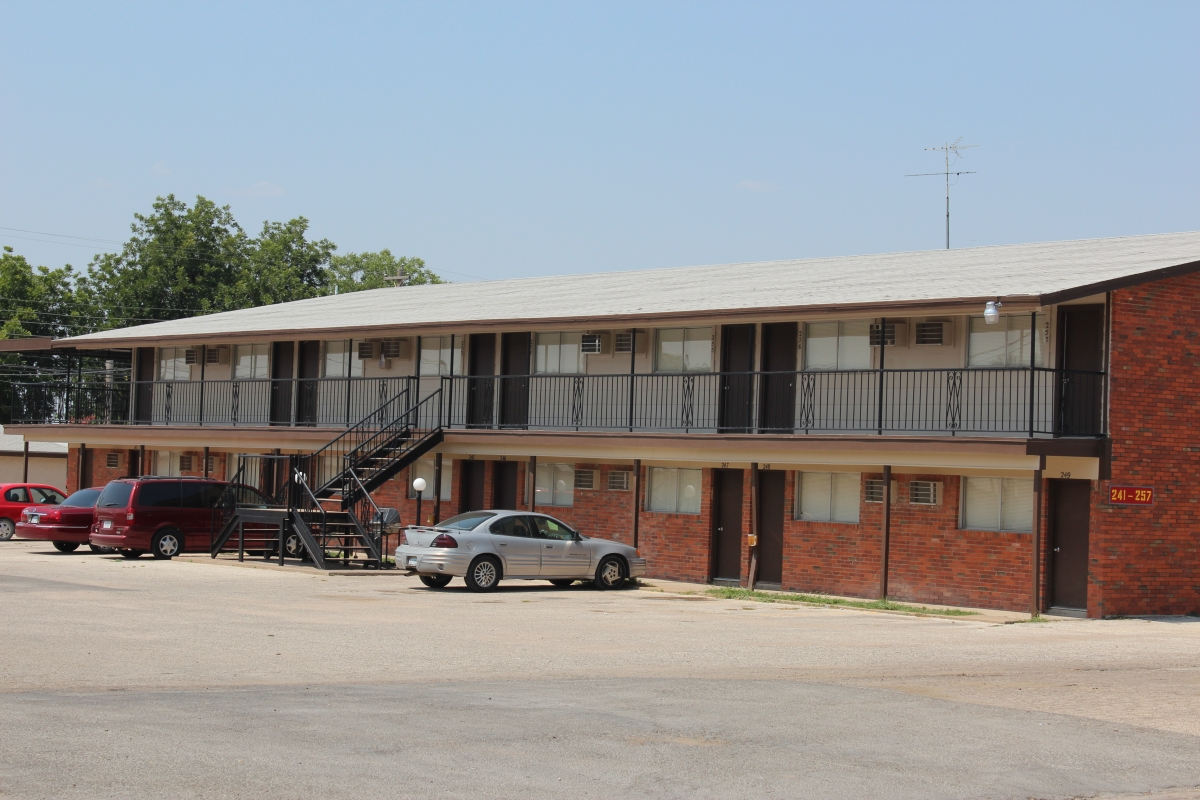 San Angelo Apartments Dun Bar Apartments San Angelo